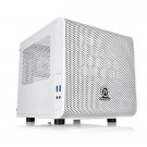 CASE MINI-ITX THERMALTAKE CORE V1 SNOW CA-1B8-00S6WN-01 WHITE