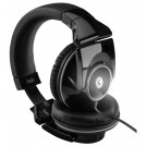 HEADSET HERCULES HDP DJ LIGHT-SHOW ADV BLACK/WHITE