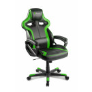 AROZZI MILANO GAMING CHAIR BLACK/GREEN