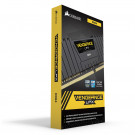 CORSAIR VENGEANCE LPX 2133MHZ DDR4 16GB KIT CL13 BLACK CMK16GX4M2A2133C13
