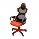 E-BLUE COBRA-R GAMING CHAIR RED/BLACK