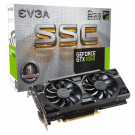 EVGA PCIE GEFORCE GTX 1050 SSC WITH ACX 3.0 2GB BOX GDDR5