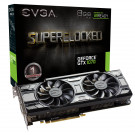 EVGA PCIE GEFORCE GTX 1070 SUPERCLOCKED WITH ACX 3.0 COOLER BLACK ED. 8GB BOX DDR5