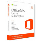 MICROSOFT OFFICE 365 HOME PKC 5PC 1 YEAR SUBSCRIPTION ENGLISH