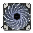 CASE FAN 120MM KOPPLEN SILENT WHITE 15 LED