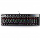 KEYBOARD E-BLUE MAZER EKM737 FPS MECHANICAL BACKLIT GAMING KEYBOARD SILVER