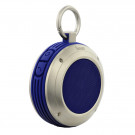 DIVOOM VOOMBOX-TRAVEL 3RD GEN BLUETOOTH WATERPROOF SPEAKER BLUE