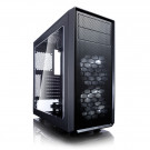 CASE ATX FRACTAL FOCUS G WINDOW WHITE/BLACK NOPS USB3