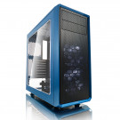 CASE ATX FRACTAL FOCUS G WINDOW BLUE/BLACK NOPS USB3