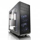 CASE ATX FRACTAL FOCUS G WINDOW GUNMETAL GREY/BLACK NOPS USB3