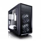 CASE MICRO ATX FRACTAL FOCUS G MINI WINDOW BLACK NOPS USB3