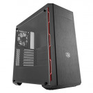 CASE ATX COOLER MASTER MASTERBOX MB600L WINDOW BLACK RED NOPS