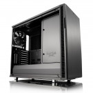 CASE EATX FRACTAL DEFINE R6 TG GREY NOPS USB3