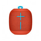 LOGITECH ULTIMATE EARS WONDERBOOM BLUETOOTH SPEAKER FIREBALL RED