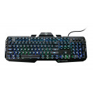 KEYBOARD IOGEAR KALIBER GAMING GKB704RGB HVER RGB ALUMINUM GAMING KEYBOARD BLACK USB