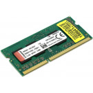KINGSTON KVR 1333MHZ DDR3L 2GB SODIMM CL9 SR X16 KVR13LS9S6/2