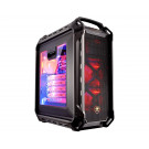 CASE XL-ATX COUGAR PANZER MAX BLACK
