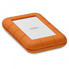 EXTERNAL 500GB LACIE RUGGED SSD STFS500400 THUNDERBOLT USB-C