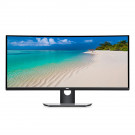 LCD 34IN DELL ULTRASHARP U3417W CURVED LED 5MS BLACK 21:9 ULTRA WIDE