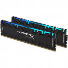 KINGSTON HYPERX PREDATOR RGB 3200MHZ DDR4 16GB KIT CL16 HX432C16PB3AK2/16