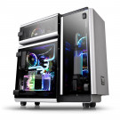 CASE EATX THERMALTAKE LEVEL 20 TEMPERED GLASS RGB GREY CA-1J9-00F9WN-00