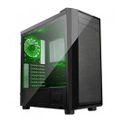CASE ATX APEVIA X-MIRAGE WINDOW BLACK/GREEN NOPS