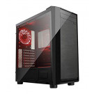CASE ATX APEVIA X-MIRAGE WINDOW BLACK/RED NOPS