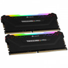 CORSAIR VENGEANCE RGB PRO 3000MHZ DDR4 32GB KIT CL15 BLACK CMW32GX4M2C3000C15