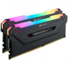 CORSAIR VENGEANCE RGB PRO 2666MHZ DDR4 32GB KIT CL16 BLACK CMW32GX4M2A2666C16
