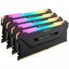 CORSAIR VENGEANCE RGB PRO 3466MHZ DDR4 64GB QUAD CL16 BLACK CMW64GX4M4C3466C16