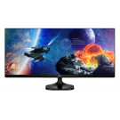 LCD 25IN LG 25UM58-P IPS LED 5MS BLACK 21:9 ULTRA WIDE