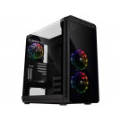 CASE EATX THERMALTAKE VIEW 37 ARGB WINDOW BLACK CA-1J7-00M1WN-04