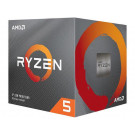 AMD RYZEN 5 3600X 4.4G/6C/12T/36MB/AM4 WRAITH SPIRE FAN