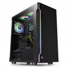 CASE ATX THERMALTAKE H200 RGB TG BLACK CA-1M3-00M1WN-00