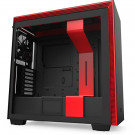 CASE EATX NZXT H710 TG BLACK/RED