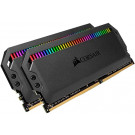 CORSAIR DOMINATOR PLATINUM RGB 3466MHZ DDR4 32GB KIT CL16 BLACK CMT32GX4M2C3466C16