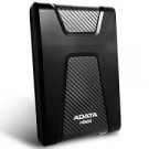 EXTERNAL 2TB A-DATA DASHDRIVE DURABLE HD650 USB3 BLACK