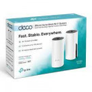 ROUTER TP-LINK WIRELESS DECO M4 2PACK 802AC DUAL BAND AC1200