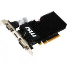 MSI PCIE GEFORCE GT 710 LOW PROFILE 1GB DDR3 G7101D3HP1