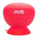 LYRIX JIVE HAUT-PARLEUR BLUETOOTH ROUGE